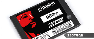 Kingston DC400 960GB 评测