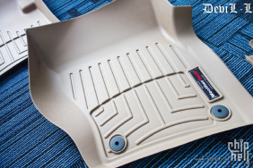 WeatherTech FloorLiner For Porsche Cayenne