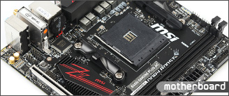 MSI B450I GAMING PLUS AC 评测