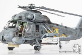 SH-2G Super Seasprite 1/48 by Kitty Hawk