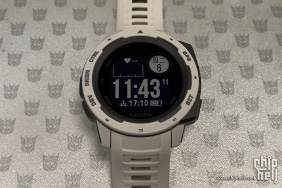 在GARMIN的体系里找到一只G-SHOCK——GARMIN Instinct