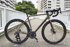 裝車記錄:Canyon Endurace CF SLX Disc Electrical Frameset