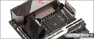 ASRock X570 Phantom Gaming-ITX TB3 評測